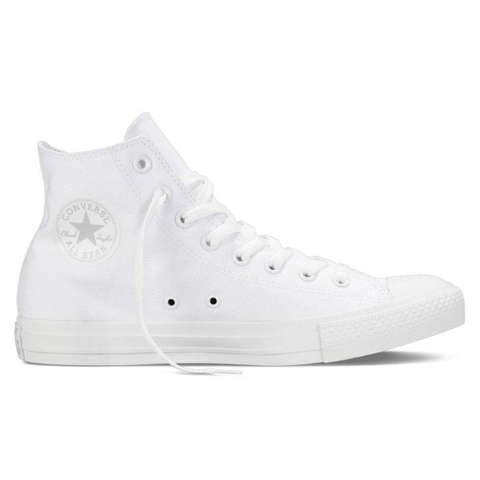 all start converse blanc