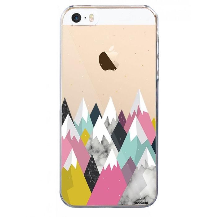 coque iphone 5 montagne