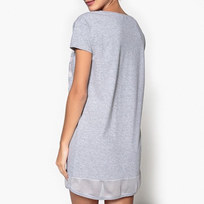Chemise de nuit coton