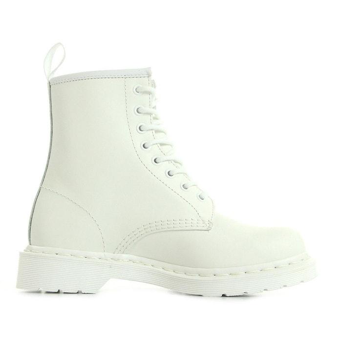 Boots dr martens 1460 - 14357100 blanc Dr Martens