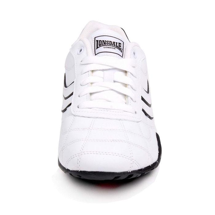 Camden baskets à lacets Lonsdale