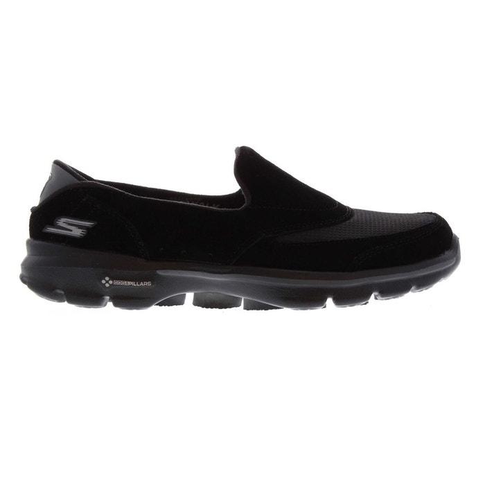 Vente Explorer Paiement Sécurisé Chaussures de sport à enfiler noir/noir Skechers Vente Bon Marché qAuFBKsyw
