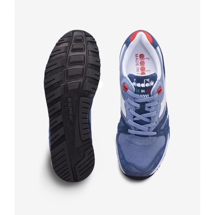 Baskets diadora n9000 italia blue - sh501.170468bl bleu Diadora