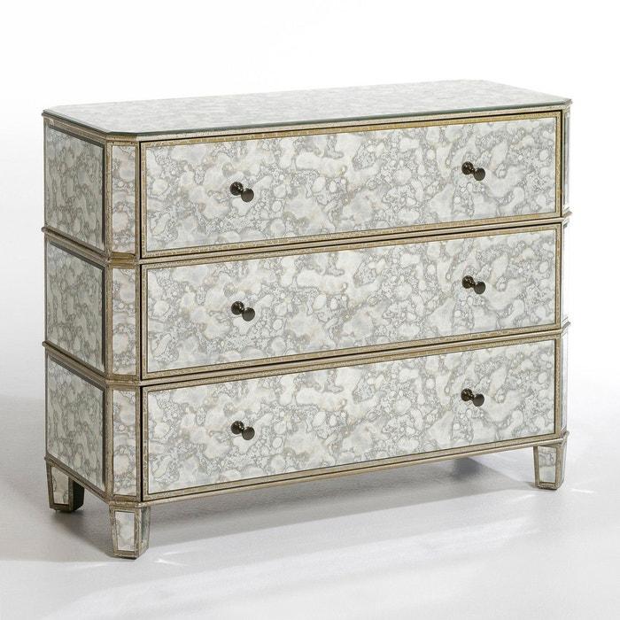 commode miroirs vieillis winsome beige am pm la redoute. Black Bedroom Furniture Sets. Home Design Ideas