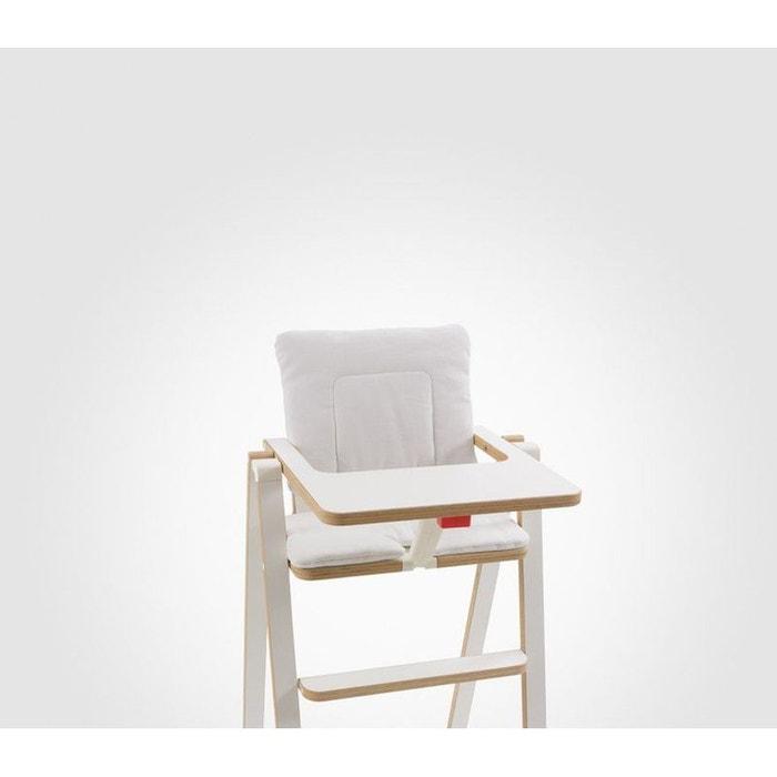 coussin r ducteur chaise haute supaflat vanilla marshmallow couleur unique supaflat la redoute. Black Bedroom Furniture Sets. Home Design Ideas