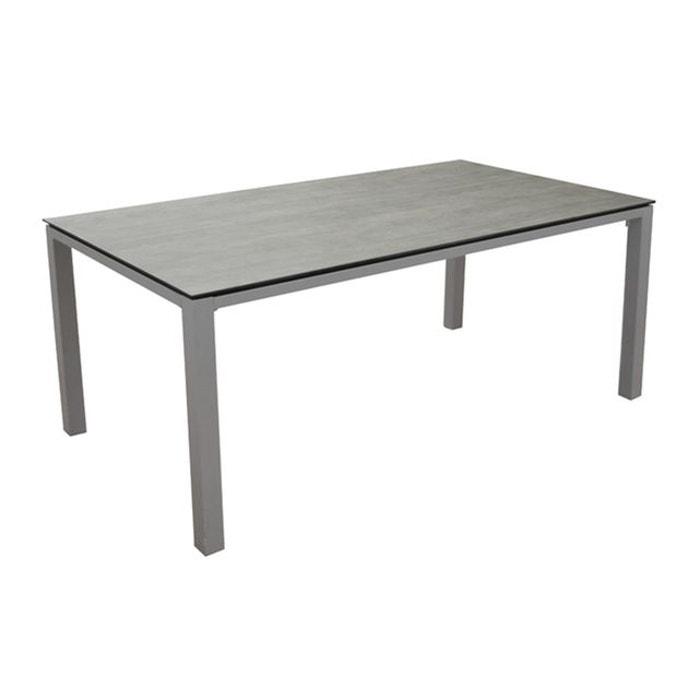 Plateau Table Aluminium Et Trespa En 180 Stoneo Cm SzVMUp