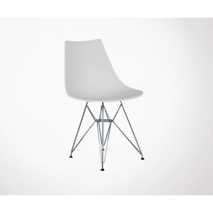 Chaise Pieds Eiffel LYA MEUBLES DESIGN Image 0