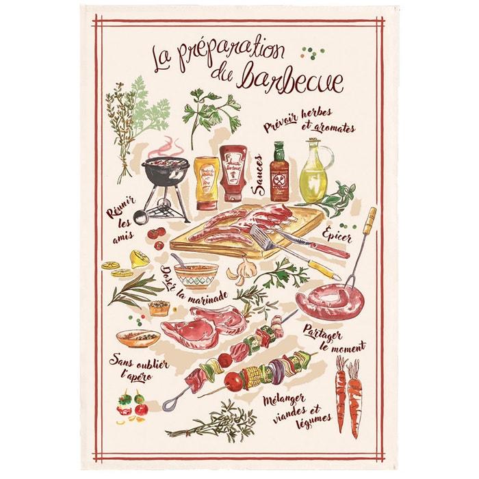 Torchon Le Barbecue