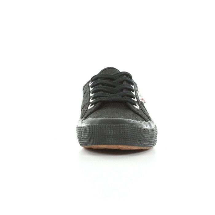 Baskets homme 2750 cotu classic noir/blanc Superga