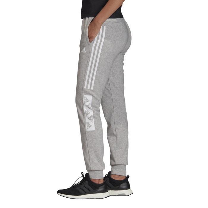 jogging adidas gris