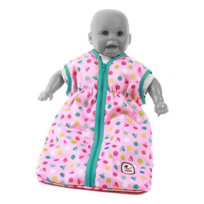 Bayer chic 2000 793 79 sac de couchage pour poup es princesse lilifee coule - Sac de couchage princesse ...