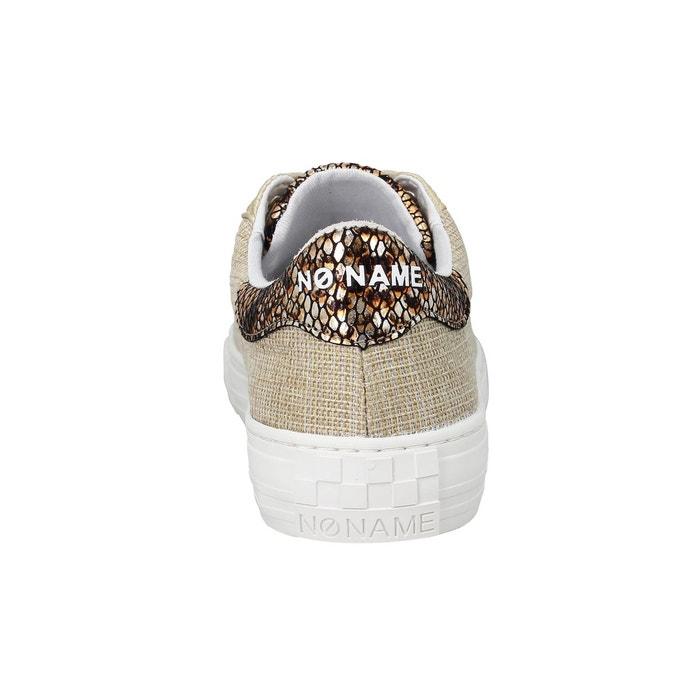 Baskets femme no name arcade sneaker fortune femme beige beige No Name