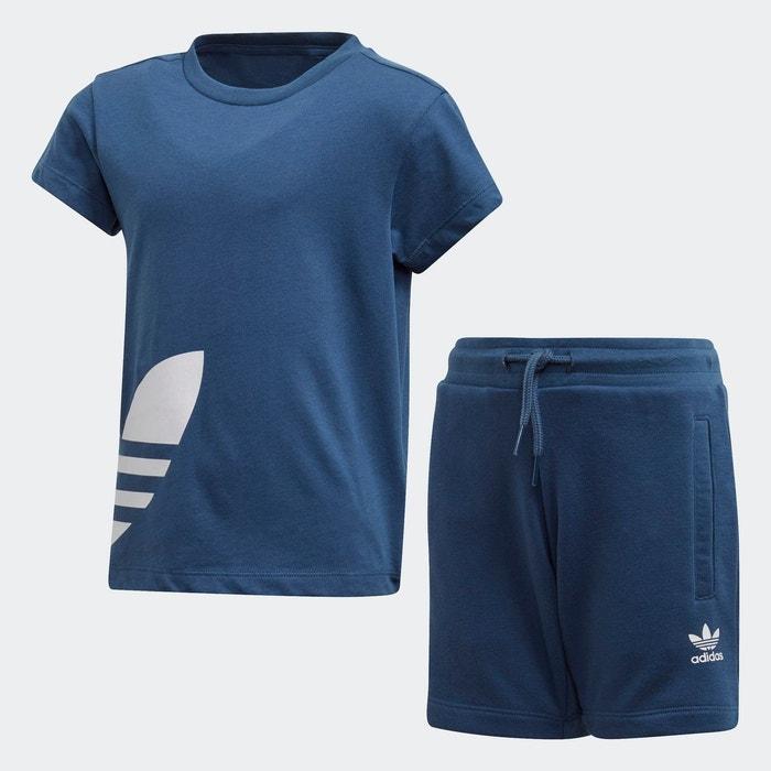 ensemble adidas original bleu