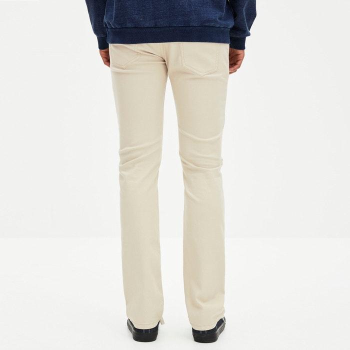 afbeelding Slim broek in stretch katoen GODOBY CELIO