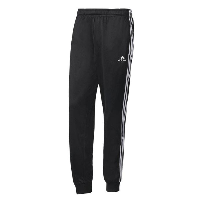 a87b118a40c Pantalon adidas essentials 3s tapered noir homme noir Adidas