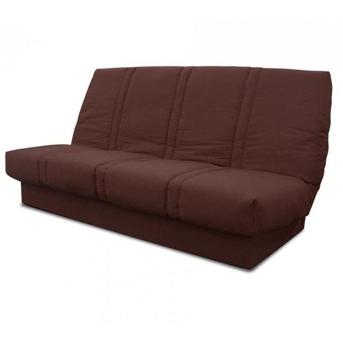 banquette lit clic clac dalila relaxima la redoute. Black Bedroom Furniture Sets. Home Design Ideas