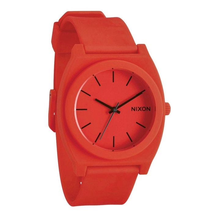Montre time teller p neon orange pour homme orange Nixon | La Redoute Prix De Gros De Sortie 2018 Plus Récent Livraison Gratuite Best-seller 3ypdAQg