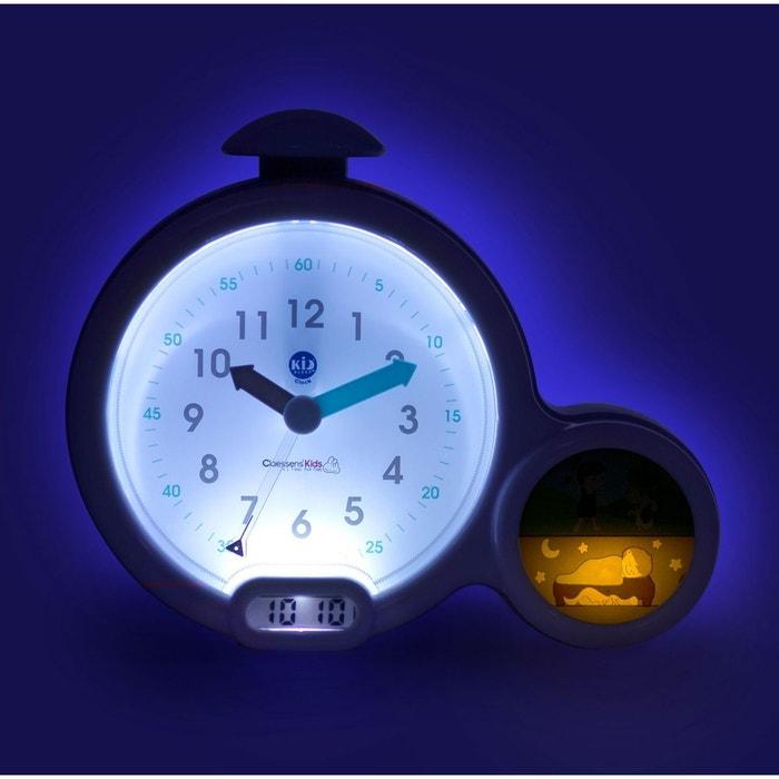Réveil Clock gris