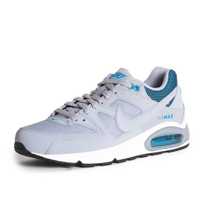 Basket mode wmns air max command gris, bleu et blanc Nike