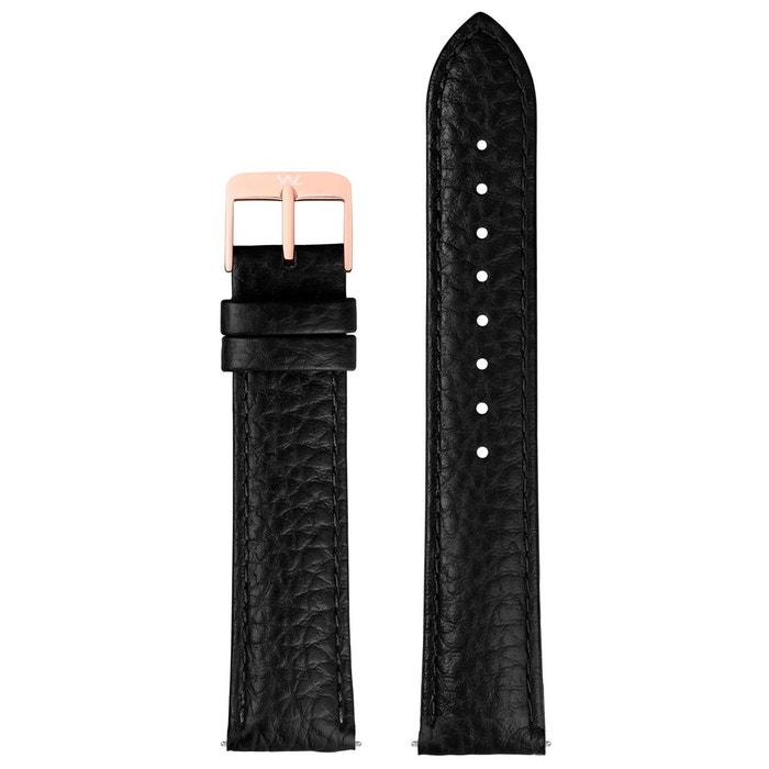 Qualité Supérieure Rabais Bracelet cuir noir William L. 1985 | La Redoute La Remise D'expédition Bas Manchester Vente Lieux De Sortie j2WUGS4