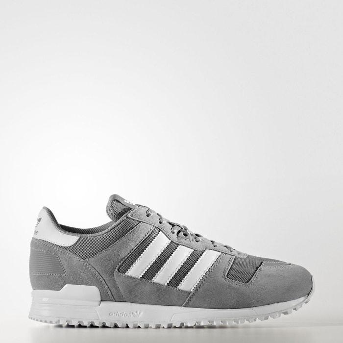Chaussure zx 700  gris Adidas Originals  La Redoute