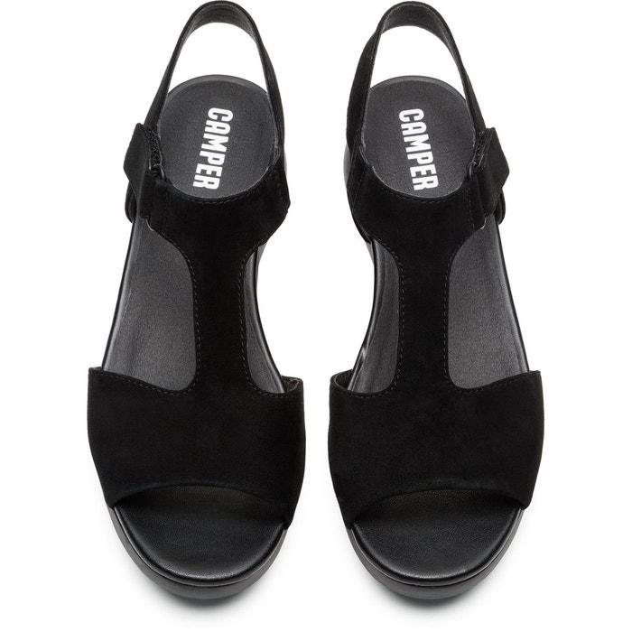 Bll k200612-003 chaussures casual femme noir Camper