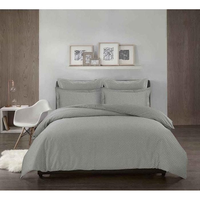 housse de couette imprim g om trique home maison la redoute. Black Bedroom Furniture Sets. Home Design Ideas