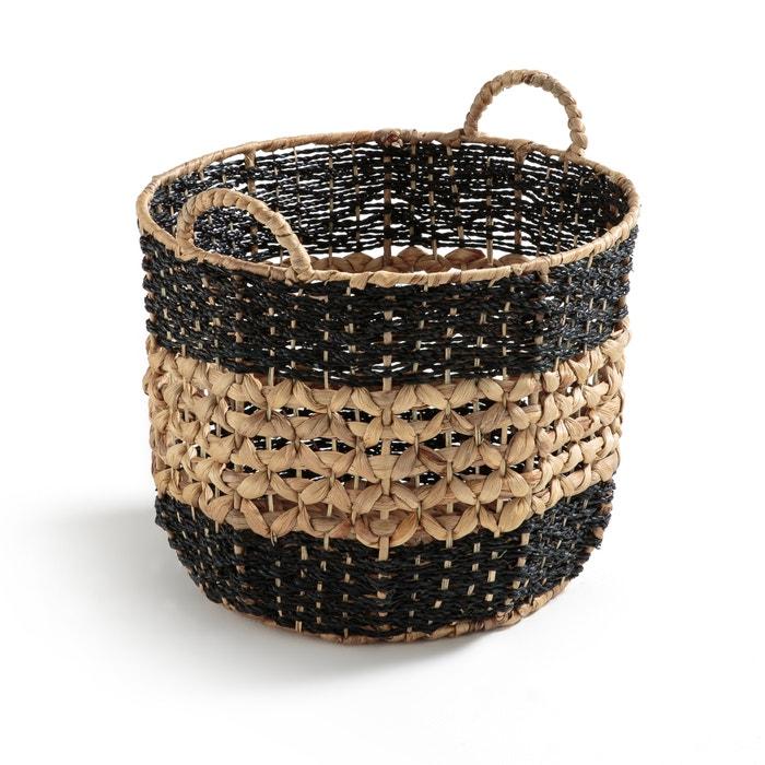 Manoli Braided Storage Basket, H32cm  La Redoute Interieurs image 0