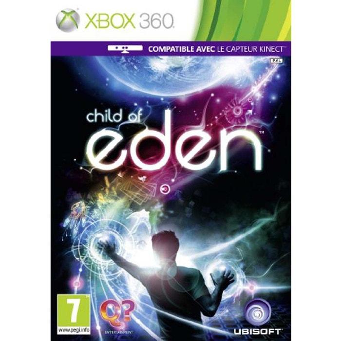 Child of Eden (Kinect) XBOX 360 UBISOFT