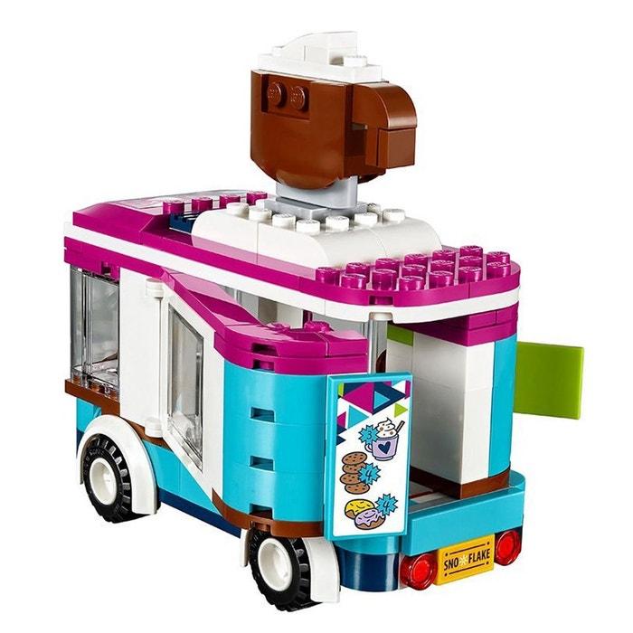 Friends La Station Lego Camionnette De Chocolat À Ski 41319 by7gv6Yf