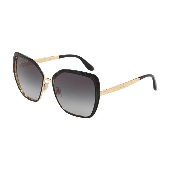 Lunettes de soleil dg2197 noir Dolce Gabbana | La Redoute Magasin De Dédouanement jF5xZff
