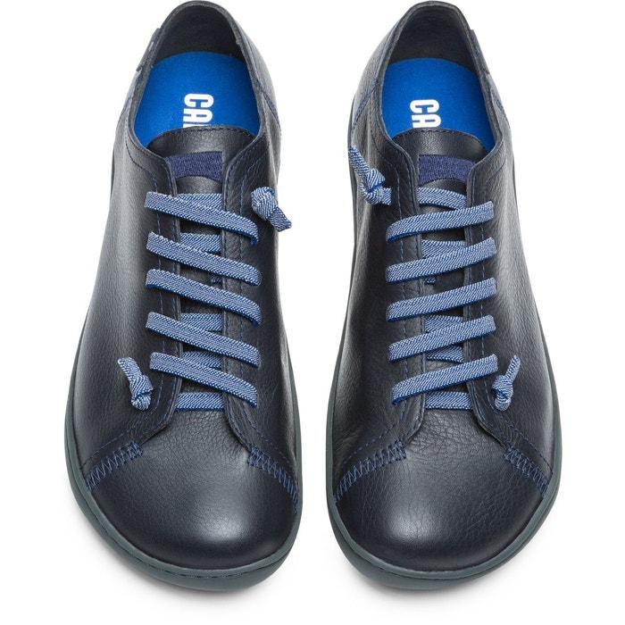 Peu k100300-001 chaussures casual homme bleu Camper