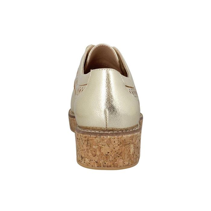 Chaussures à lacets SCHMOOVE Ariane Derby cuir Femme OrSchmoove xfjPx