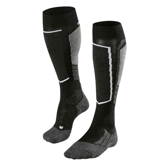 chaussettes de ski sk2 16523 falke la redoute. Black Bedroom Furniture Sets. Home Design Ideas