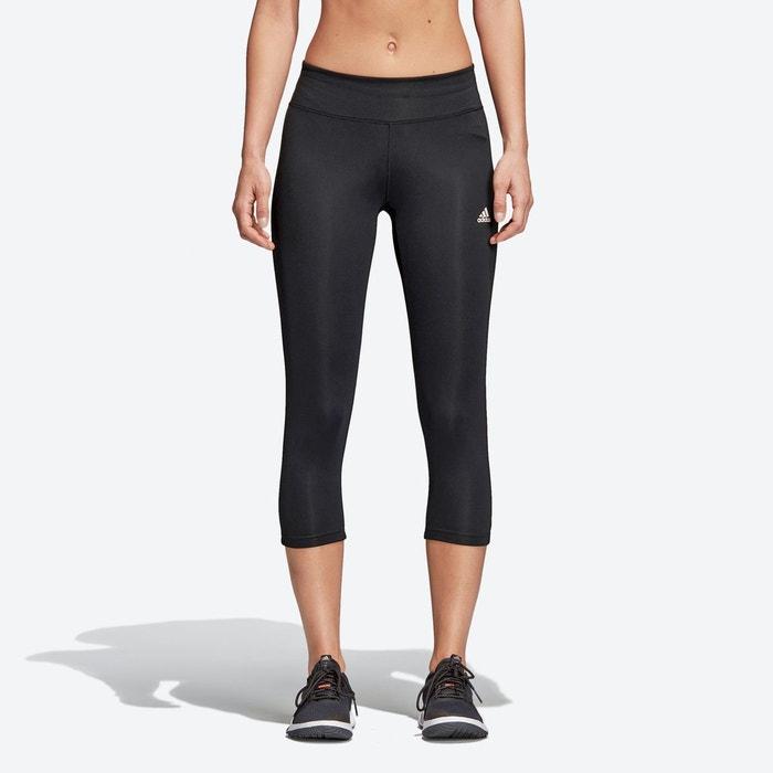 Legging 3 4 de sport noir Adidas Performance  ff3463ff623