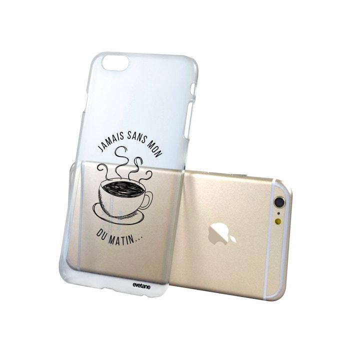 coque iphone 6 cafe