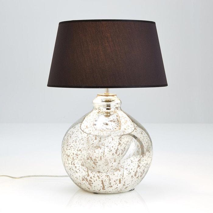 pied de lampe en verre hoze home. Black Bedroom Furniture Sets. Home Design Ideas