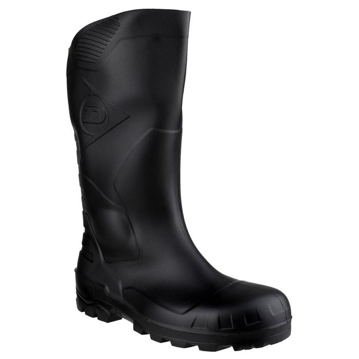 Dunlop devon - bottes de sécurité - adulte unisexe utfs2696  noir Dunlop  La Redoute