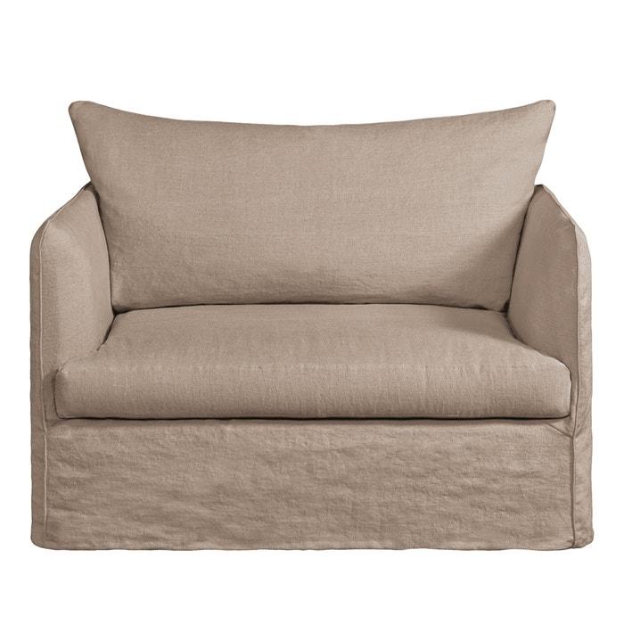 fauteuil xl conv neo chiquito lin froiss am pm la redoute. Black Bedroom Furniture Sets. Home Design Ideas