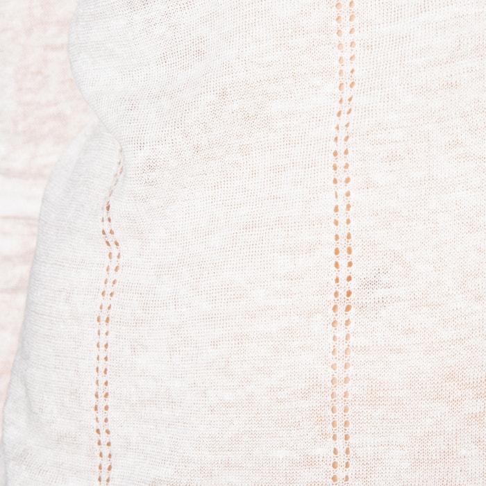 100 WILSON HARRIS lino ORANIE calado Jersey xwBxgRq80