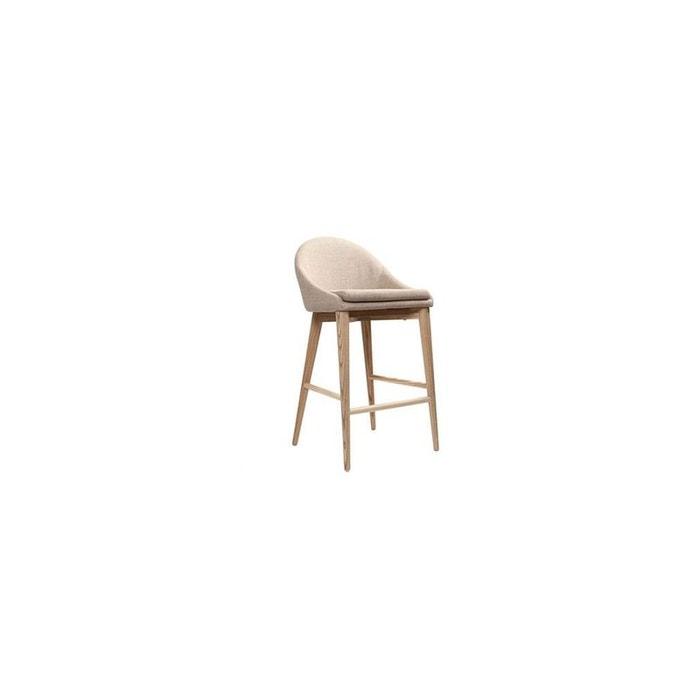 tabouret de bar dalia tabouret de bar miliboo la redoute. Black Bedroom Furniture Sets. Home Design Ideas