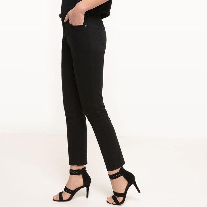 Pantalon droit 7/8 La Redoute Collections