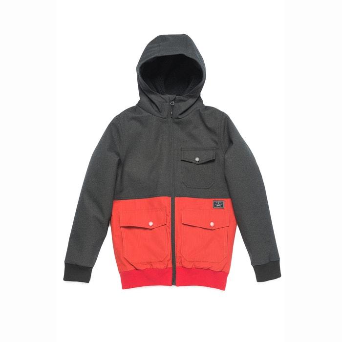 afbeelding Bicolor jasje met kap RIP CURL