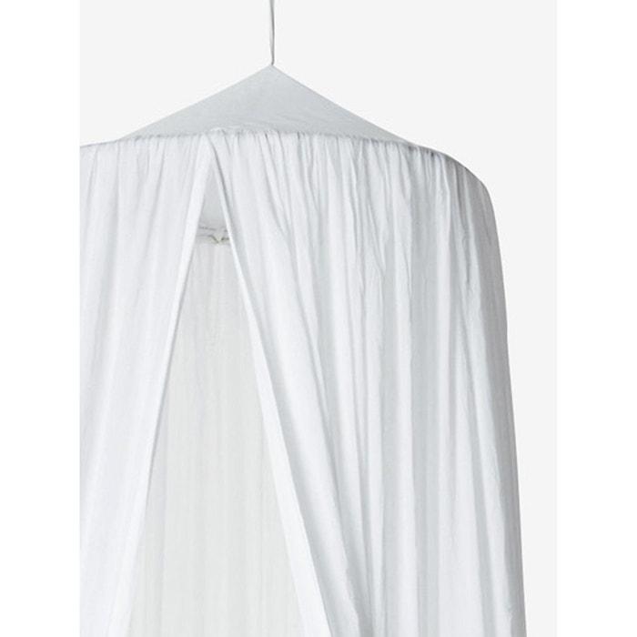 Ciel de lit cocoon blanc Vertbaudet | La Redoute