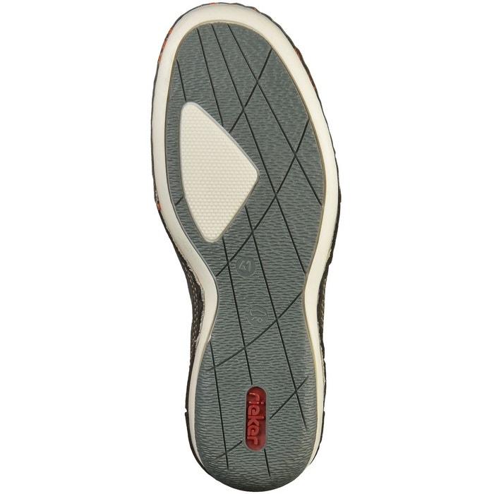 Babouche gris Rieker
