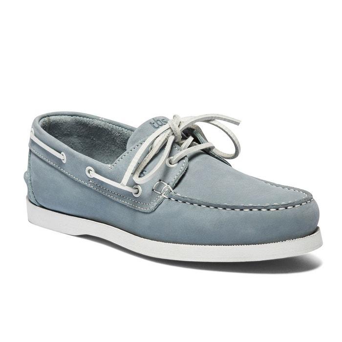 Chaussures bateau cuir PHENIS