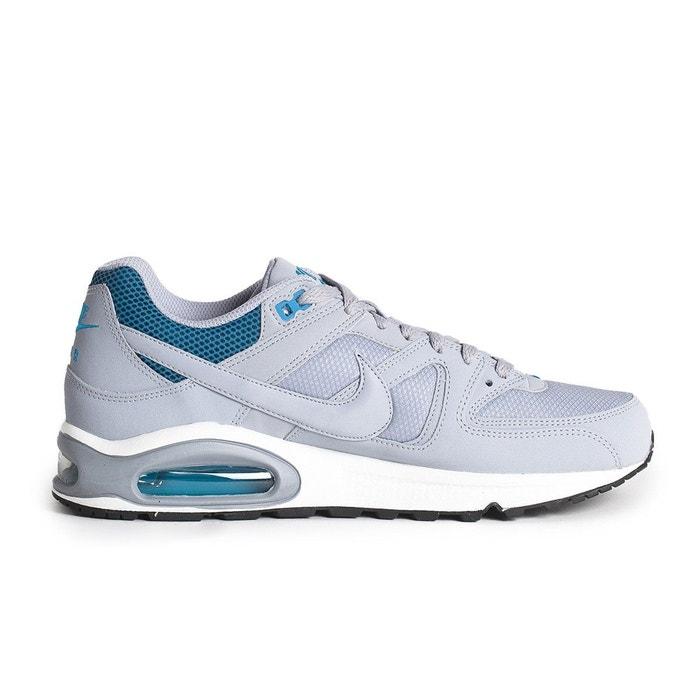Baskets nike wmns air max command - 397690094 gris, bleu et blanc Nike ...