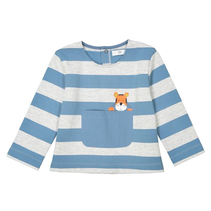 Kangaroo Pocket Sweatshirt, Birth-2 Years  La Redoute Collections image 0