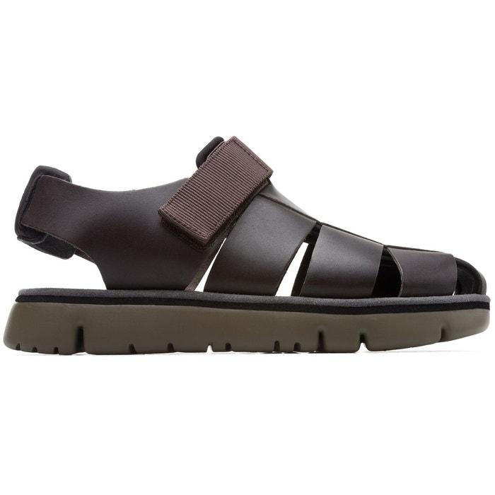 Camper Oruga  K100285-002 marron - Livraison Gratuite avec - Chaussures Sandale Homme