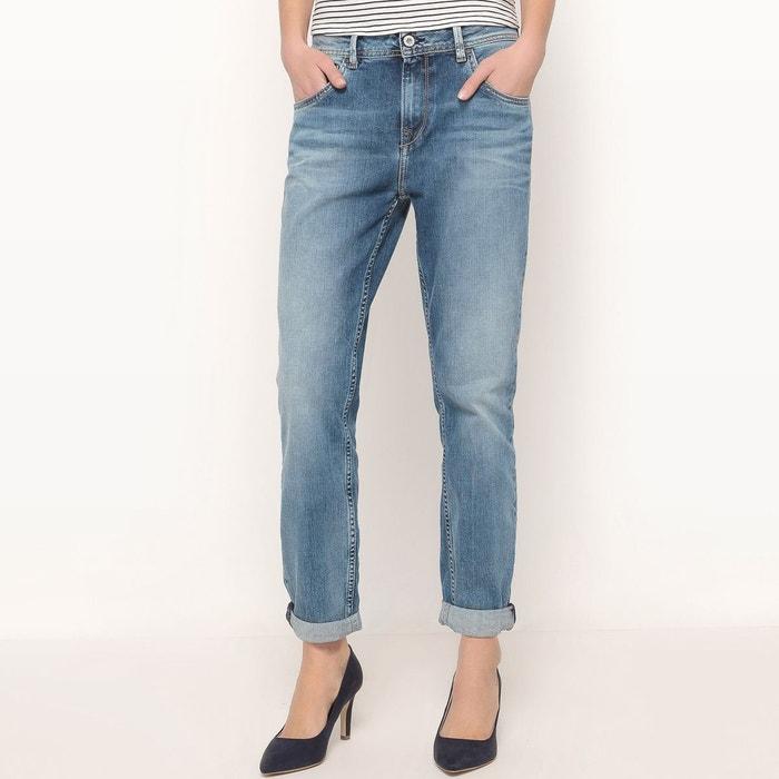 jean boyfriend vagabond stone pepe jeans la redoute. Black Bedroom Furniture Sets. Home Design Ideas